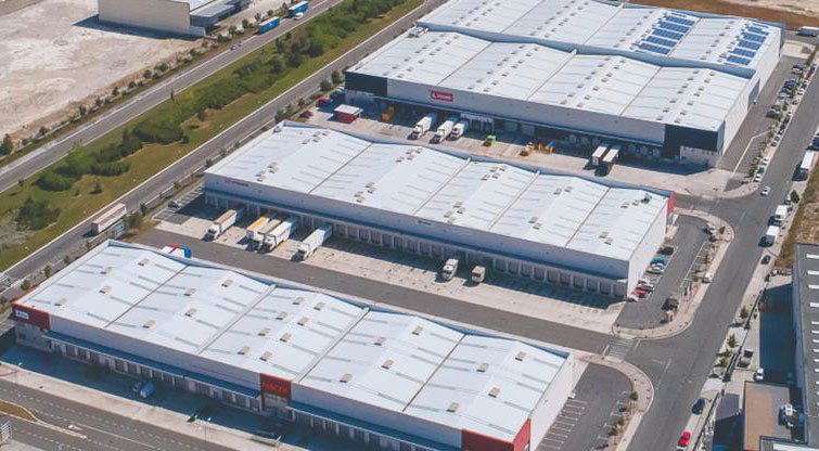 KCRE Brunswick Real Estate and Grosvenor Group sell five logistics properties